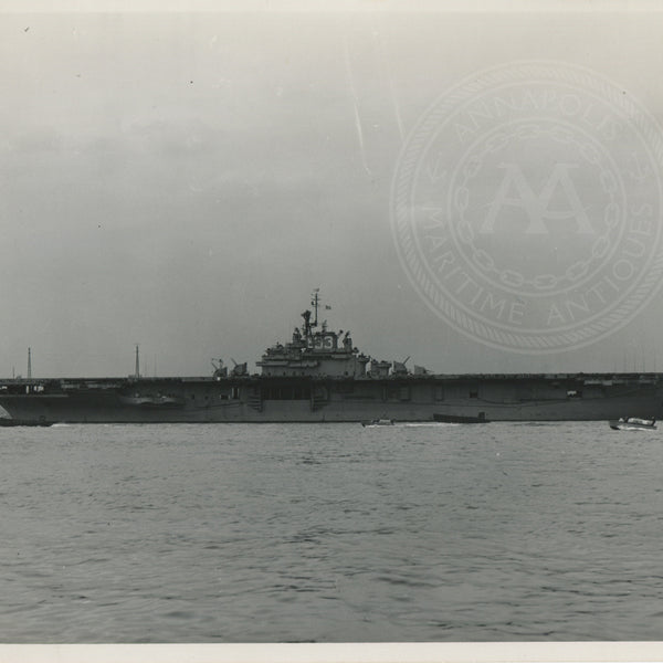 USS Kearsarge (CV-31) Aircraft Carrier