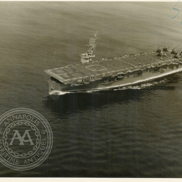 USS Mission Bay (CVE-59) Aircraft Carrier