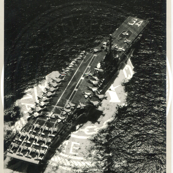 USS Oriskany (CV-39) Aircraft Carrier