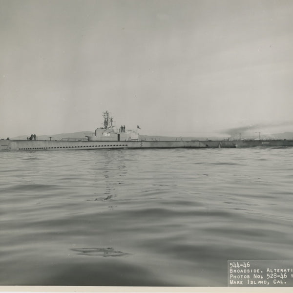 USS Sea Raven (SS-196) Submarine