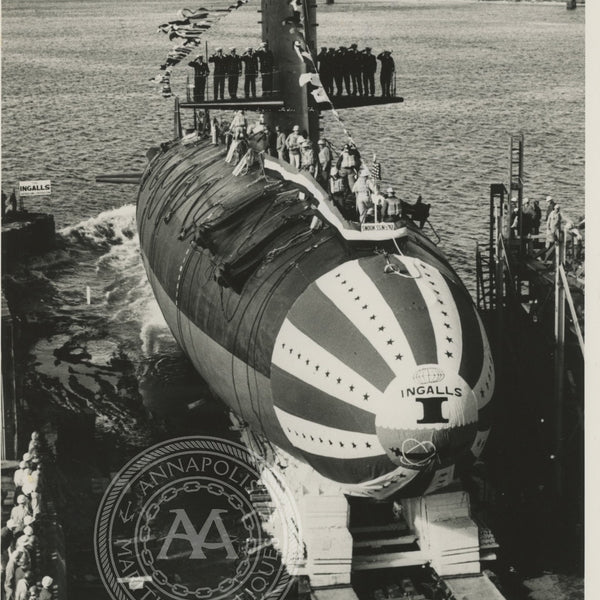 USS Snook (SSN-592) Submarine