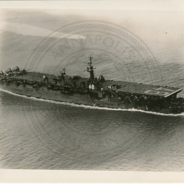 USS Saipan (CV-19) Aircraft Carrier