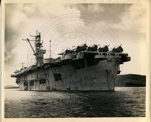 USS Suwanee (CVE-27 ) Aircraft Carrier