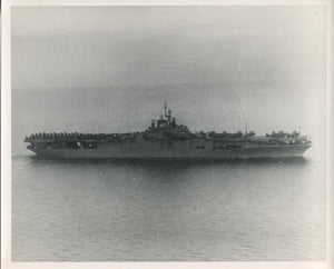 USS Tarawa (CVL-40) Aircraft Carrier