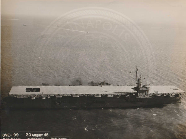 USS Admiralty (CVE-99) 3 prints, add note in shopping cart to designate specific print - Annapolis Maritime Antiques
