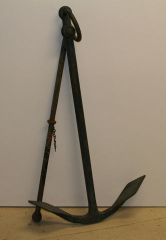 Admiralty Anchor, Early 1900's, 41 High""