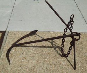 Anchor, Admiralty, Early 1800's - Annapolis Maritime Antiques