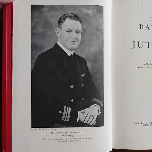 "Book ""The Battle of Jutland"""