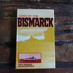 "Book ""Loss of the Bismarck"""