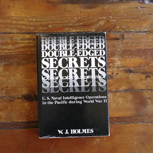 "Book "" Double-Edged Secrets - U.S. Naval Intelligence Operations in the Pacific during World War II"""