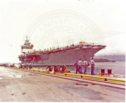 USS Enterprise (CVA-66) 20 prints, price is for each print, identify which print(s) in shopping cart by number - Annapolis Maritime Antiques