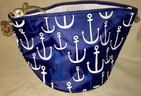 Tote, Wine and Ice, Foldable - Annapolis Maritime Antiques