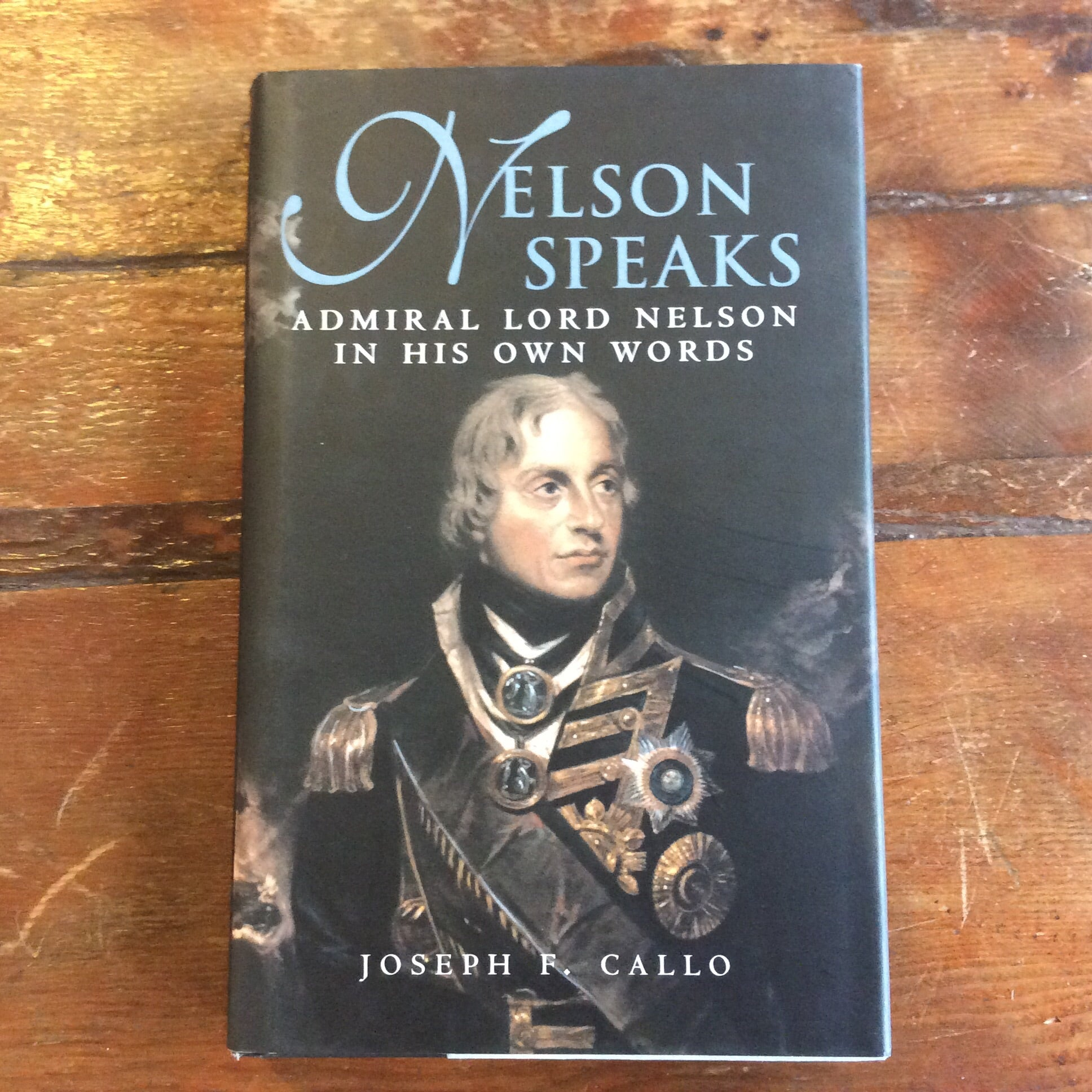 "Book: ""Nelson Speaks"""