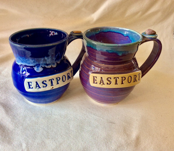Mug Eastport, Hand Crafted