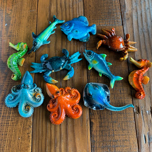 Magnetic Sea Animals