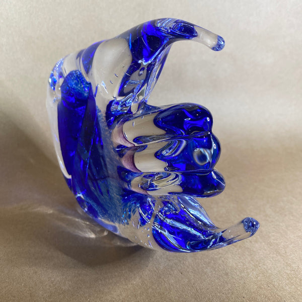 Solid Glass Fish (Large Single)