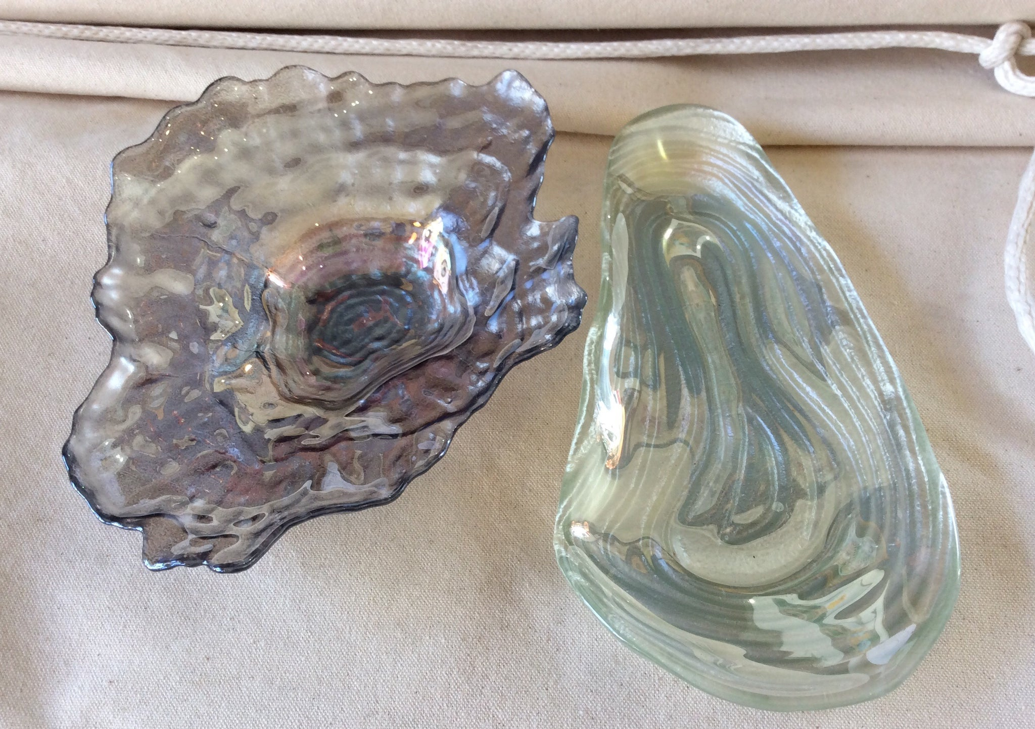 Plate, Lustrous Shell Small - Annapolis Maritime Antiques