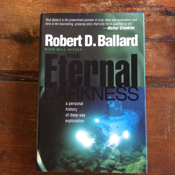 "Book; ""The Eternal Darkness"""