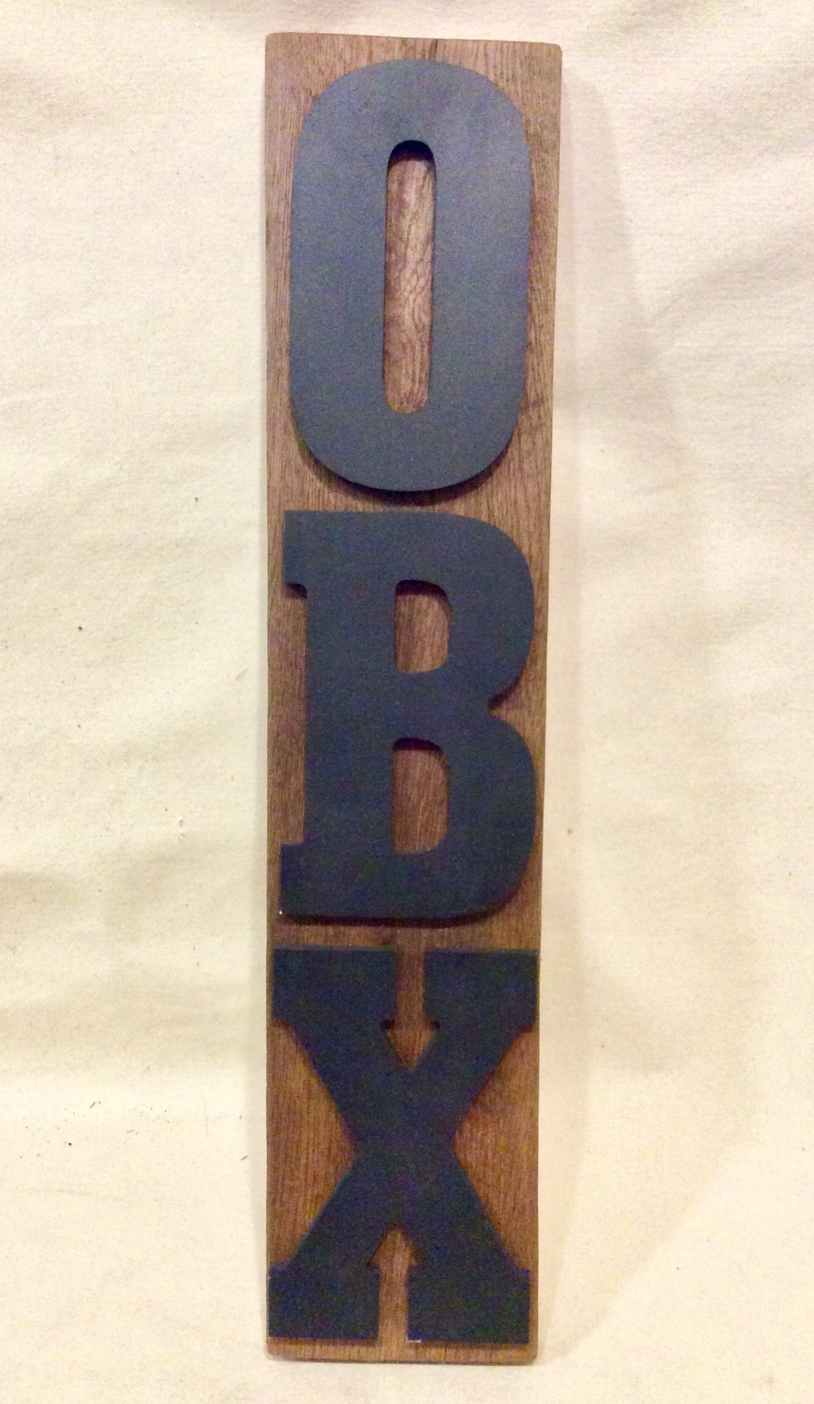 OBX Sign,small - Annapolis Maritime Antiques
