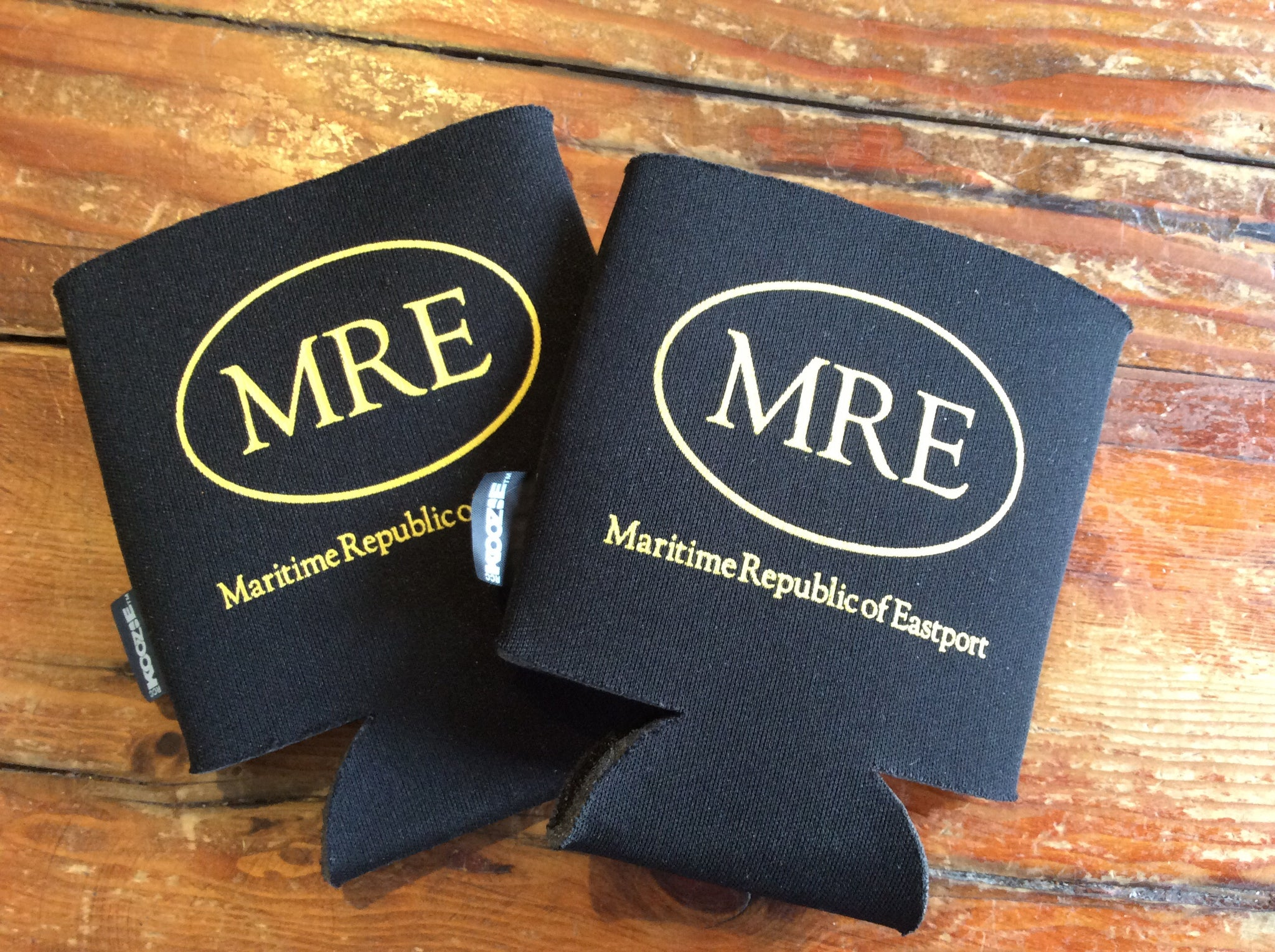 MRE drink coozie - Annapolis Maritime Antiques