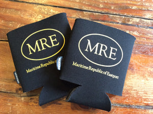 MRE drink coozie