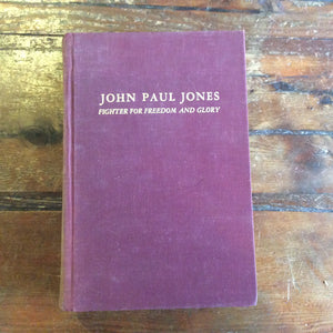 "Book: ""John Paul Jones, Fighter for Freedom and Glory"""