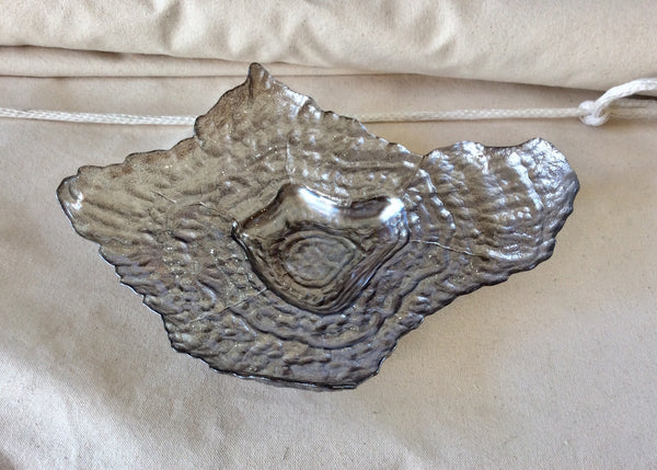 Plate, Lustrous Shell Large - Annapolis Maritime Antiques