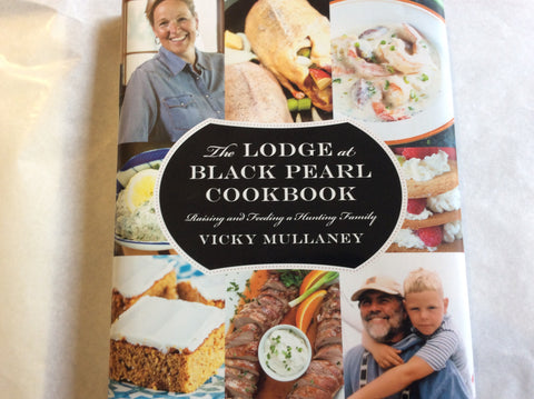 Book, Cookbook, The Lodge at Black Pearl - Annapolis Maritime Antiques