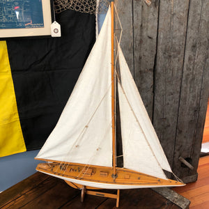 Sailboat Model, Rainbow
