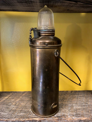 Man Overboard Light, Wilcox Crittenden & Co