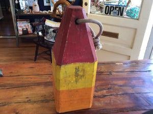 Lobster Buoy - Annapolis Maritime Antiques