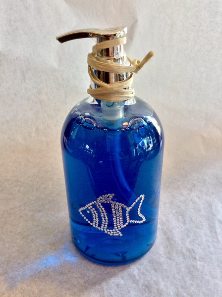 Soap, Hand W/ Anchor, Fish, Sun - Annapolis Maritime Antiques