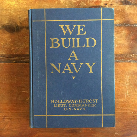 "Book: ""We Build a Navy"""
