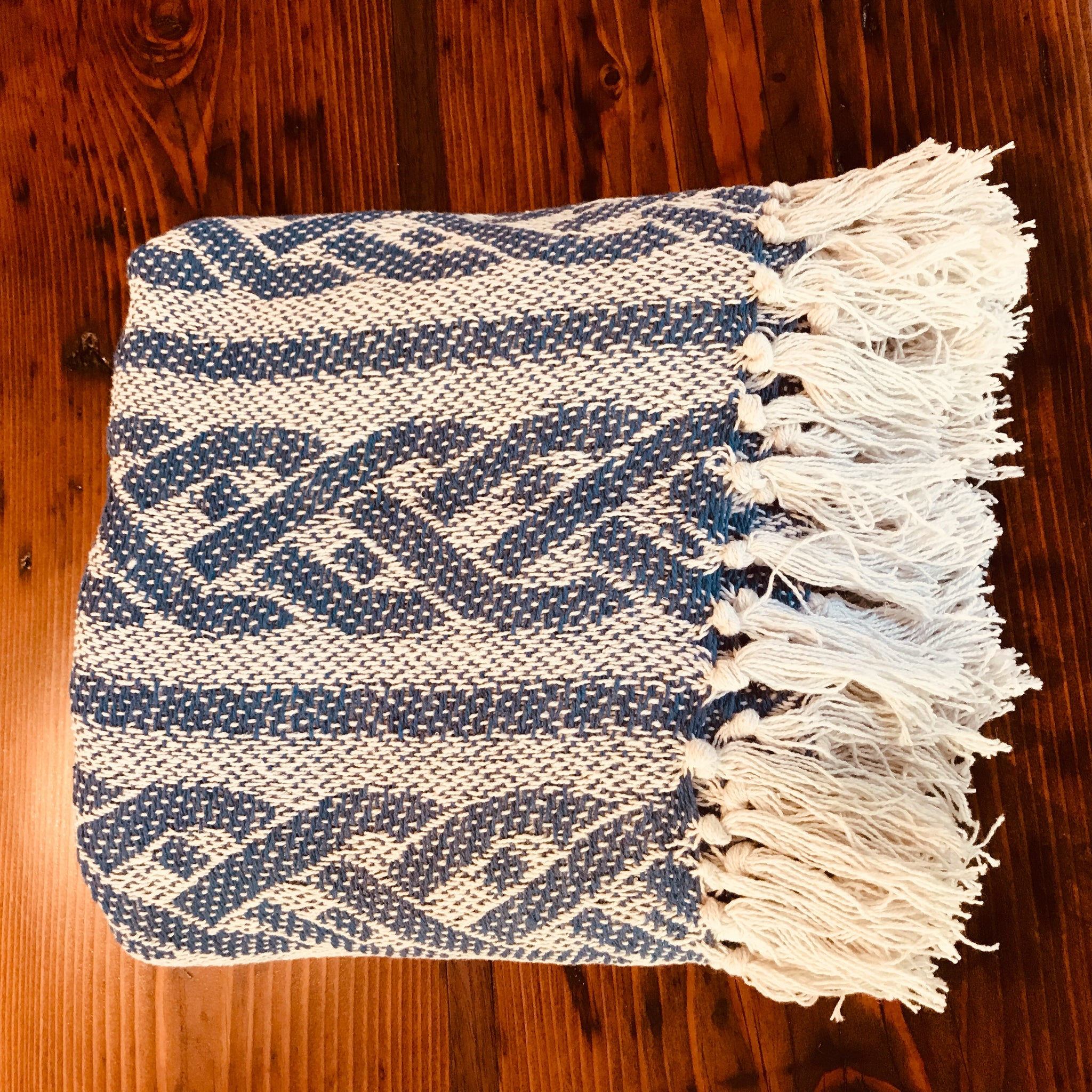 Throw/Blanket - Annapolis Maritime Antiques