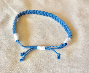 Anklet, Adjustable, Woven - Annapolis Maritime Antiques