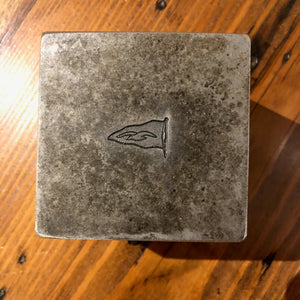 Steel Stamping Die, Herrington Harbor Sailing Association Burgee