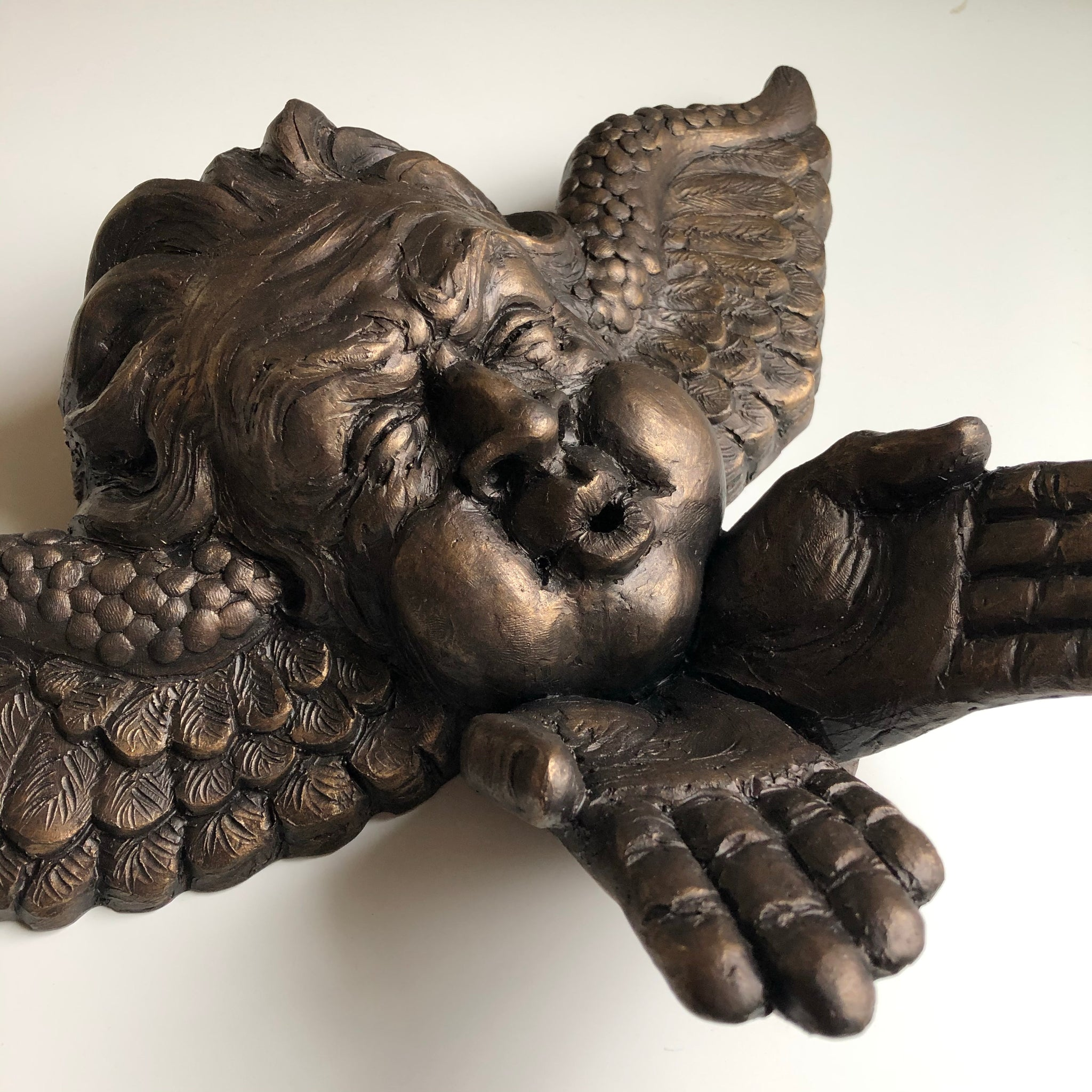 Sailor's God of Wind™ (Large w/ Hands) - Annapolis Maritime Antiques