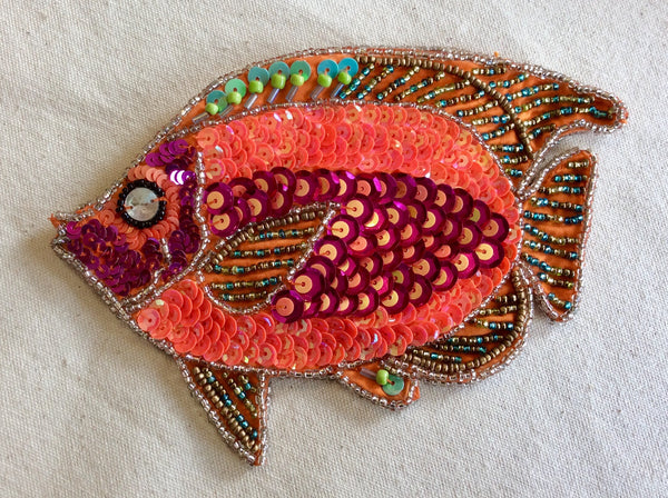 Purse, Fish Coin Purse, Multiple Colors - Annapolis Maritime Antiques