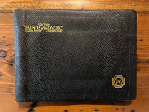 "Book, ""The Twin Palaces of the Pacific"" - Pre WW I - Annapolis Maritime Antiques"