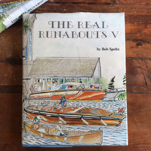 "Book: ""The Real Runabouts, Volume V"" Signed copy"