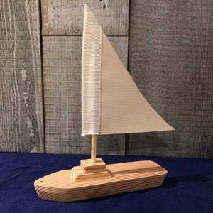Wooden Sailboat Kit