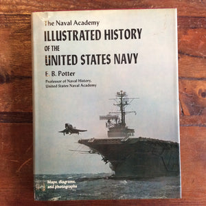"Book: ""The Naval Academy, Illustrated History of the United States Navy"""