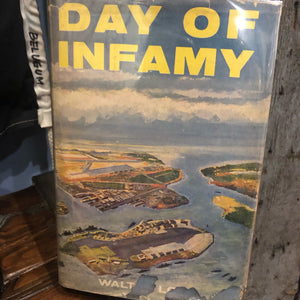 Day of Infamy, Walter Lord, Henry Holt and Company, NY, 1957 - Annapolis Maritime Antiques