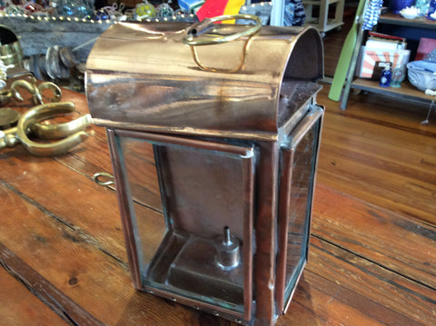 Lantern, Vintage, Ship Captain's Cabin, Portable