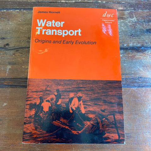 "Book: ""Water Transport Origins and Early Evolution"""