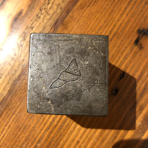 Steel Stamping Die, Unknown Yacht Club Burgees