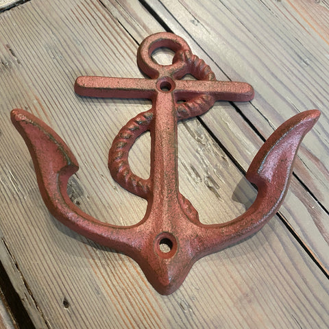 Hook, Anchor with Rope