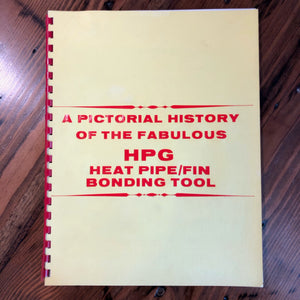 Booklet, A Pictorial History of the Fabulous HPG - Annapolis Maritime Antiques