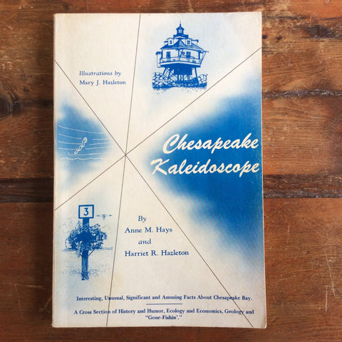 "Book: ""Chesapeake Kaleidoscope"""