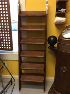 Ladder, Companionway, Trumpy, Counterpoint, 1948 - Annapolis Maritime Antiques